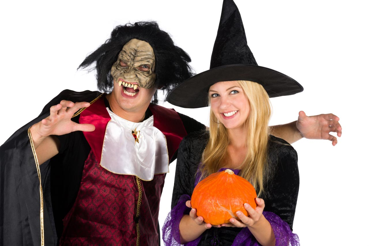 halloween cuplu