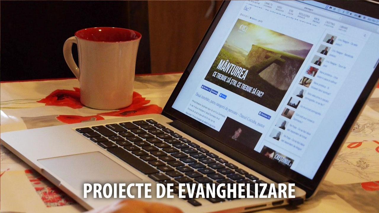 proiect evanghelizare youtube