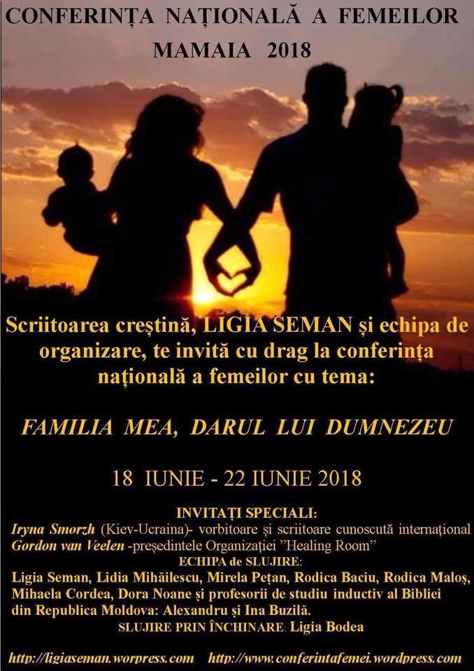 Conferinta Mamaia 2018