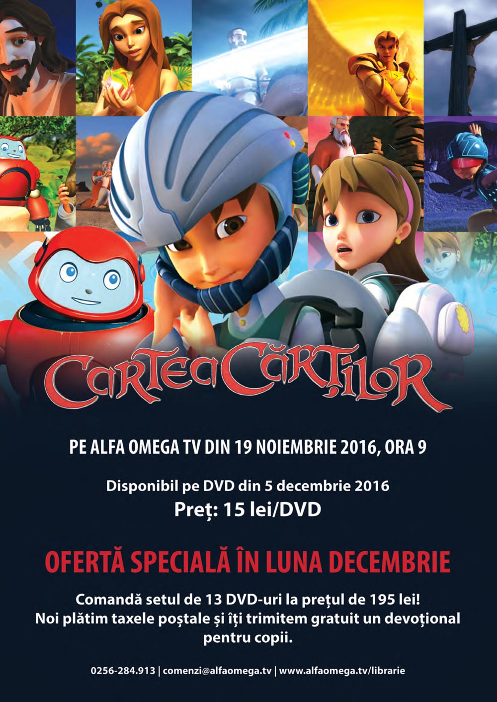 cartea cartilor oferta setdvd 1000