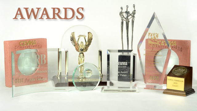 Awards won by AOTV