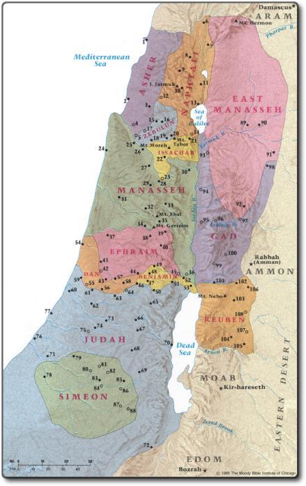 istorie israel