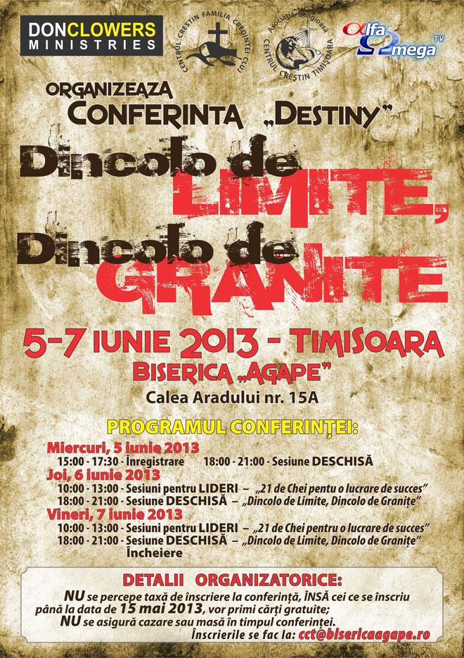 2013 donclowers destiny iunie2013 timisoara