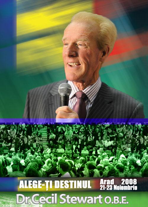 Alege-ti destinul 2008 - Cecil Stewart