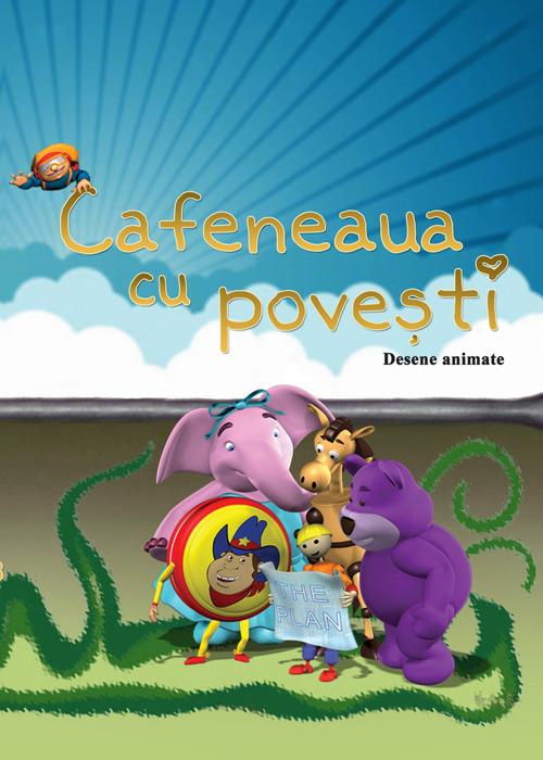 Cafeneaua cu povesti