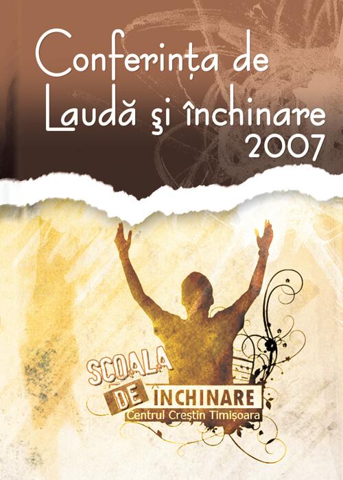 Conferinta Lauda si Inchinare CCT 2007