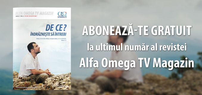 Revista Alfa Omega TV Magazin