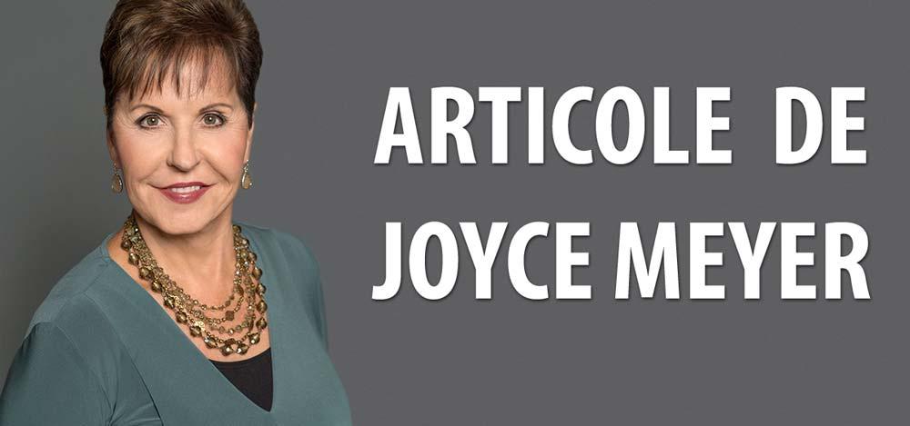joyce meyer articole 1000