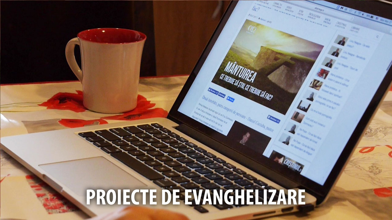 proiect evanghelizare youtube