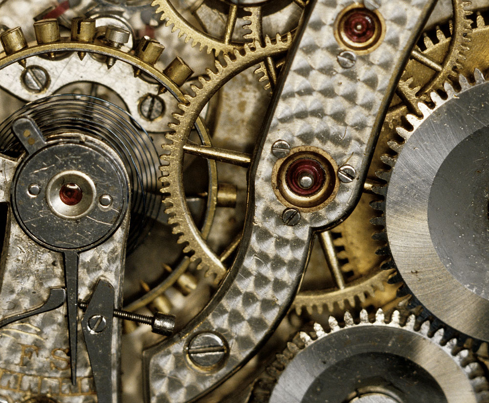5.6 descoperind misterul Innards of an AI 139a mechanical watch