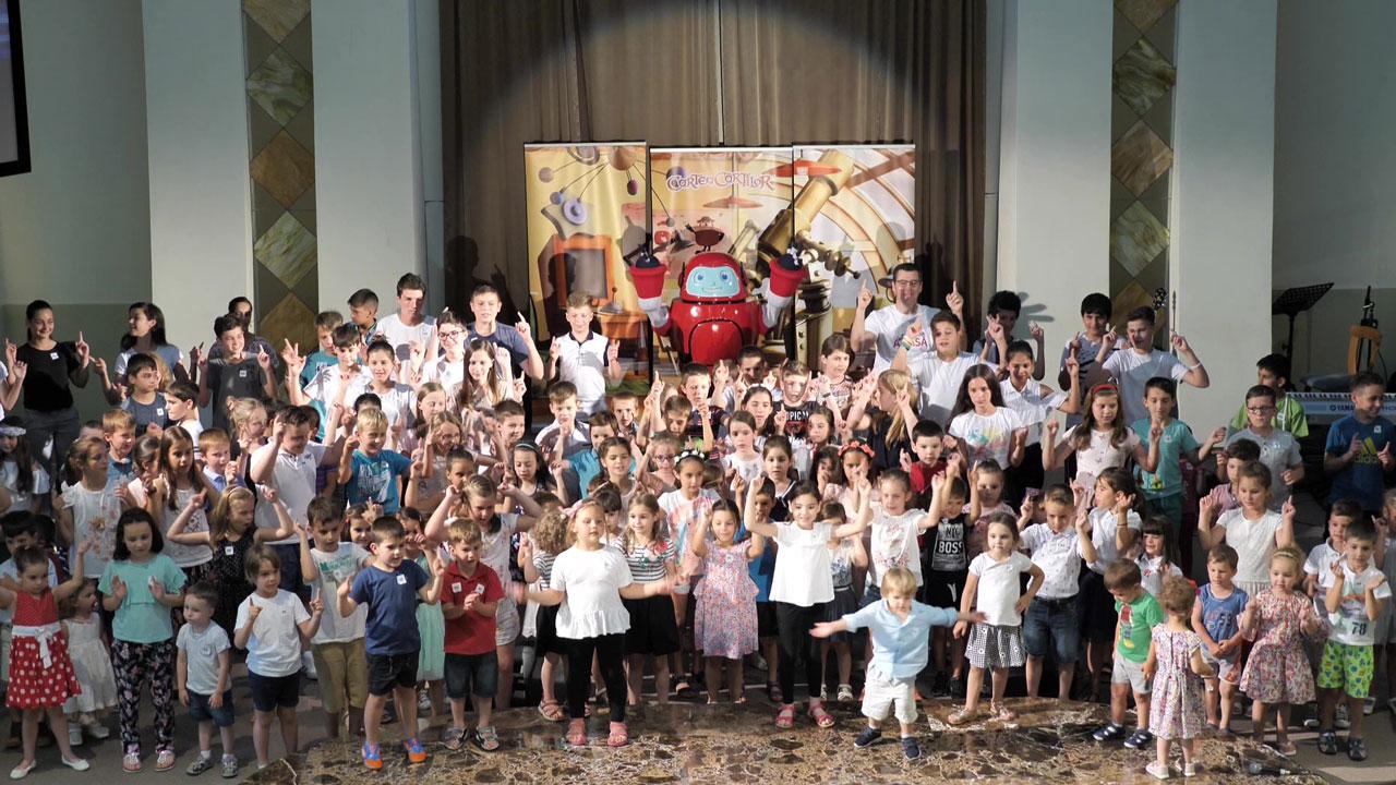 cc eveniment cu copii