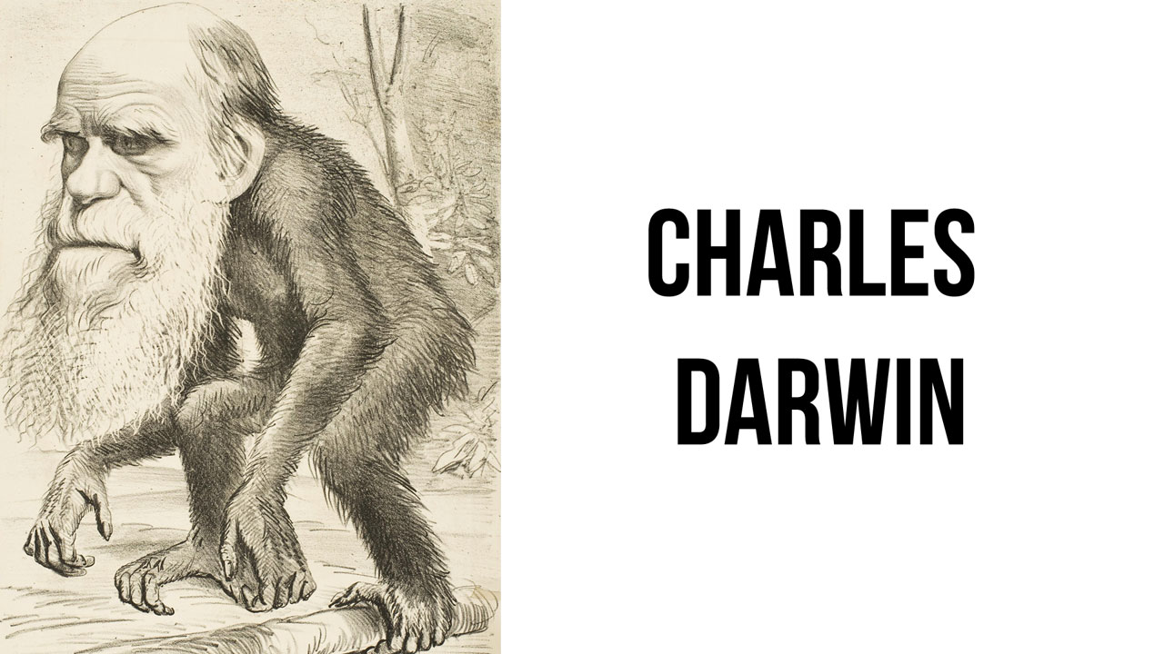 AFR: Charles Darwin, adio teorie!