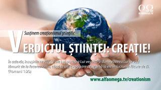 Septembrie 2020: lună specială despre Știință și Creație, unică în România, la Alfa Omega TV