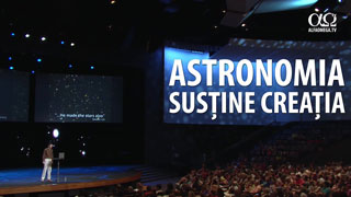 Astronomia susține Creația - secretele Cosmosului confirmă Biblia