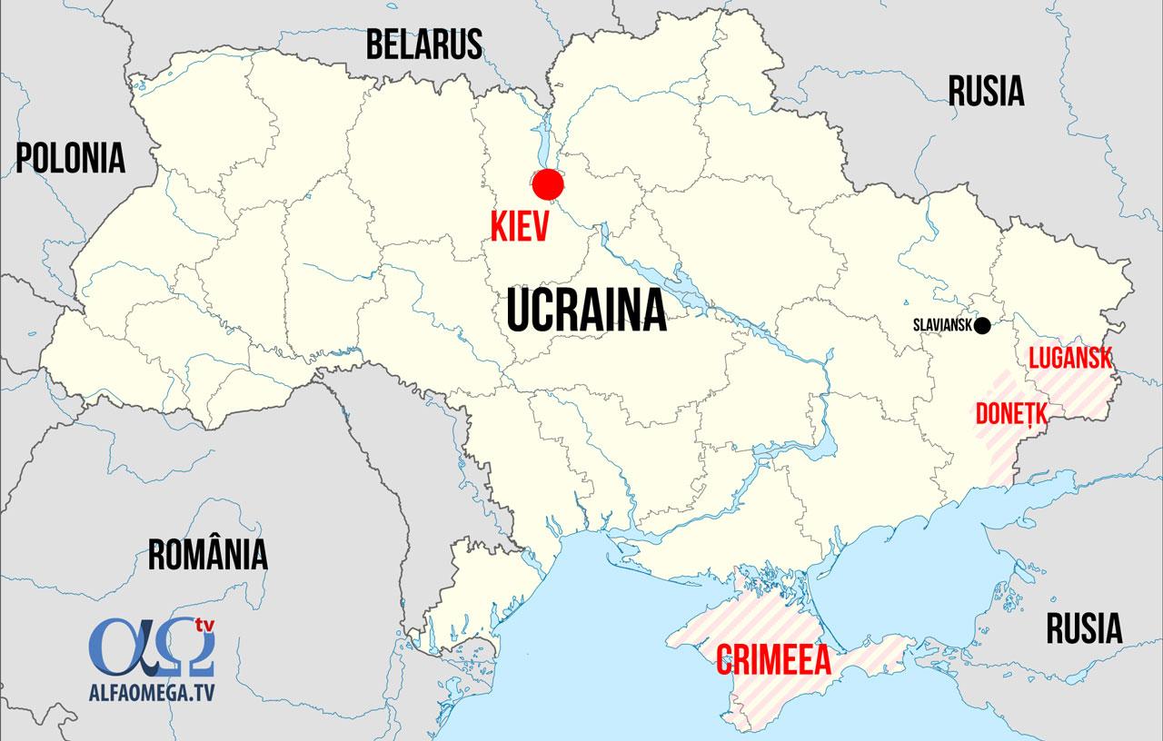 ucraina harta razboi 1920