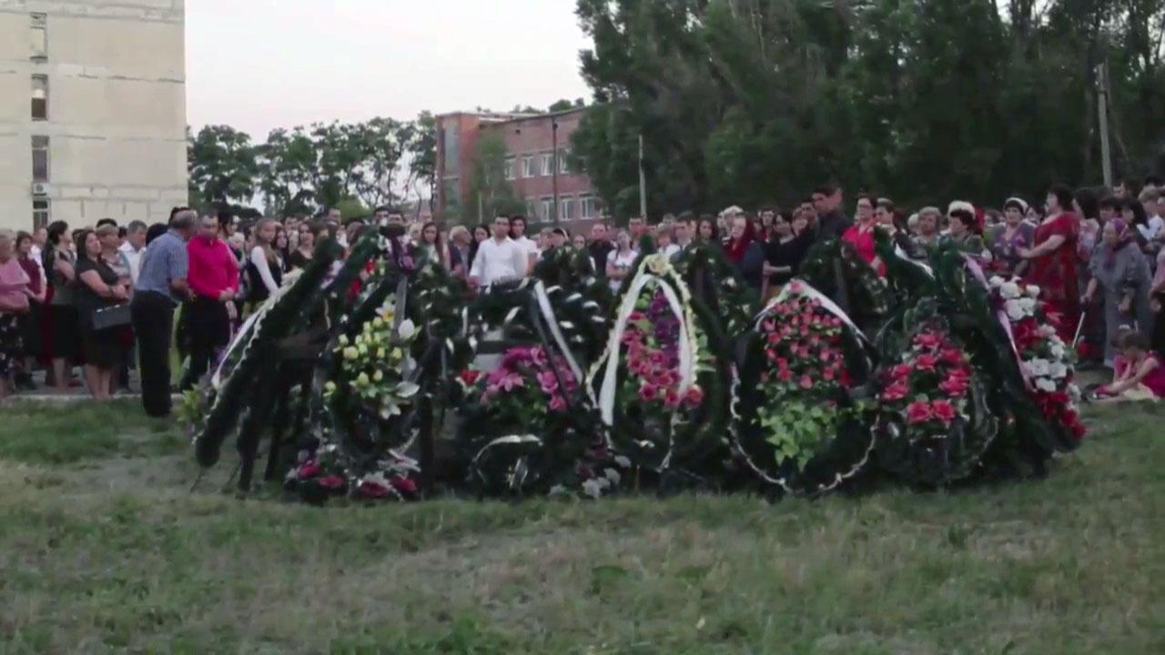 ucraina inmormantare pastori