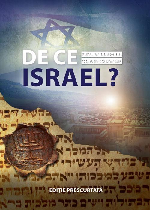 De ce israel ed presc coperta