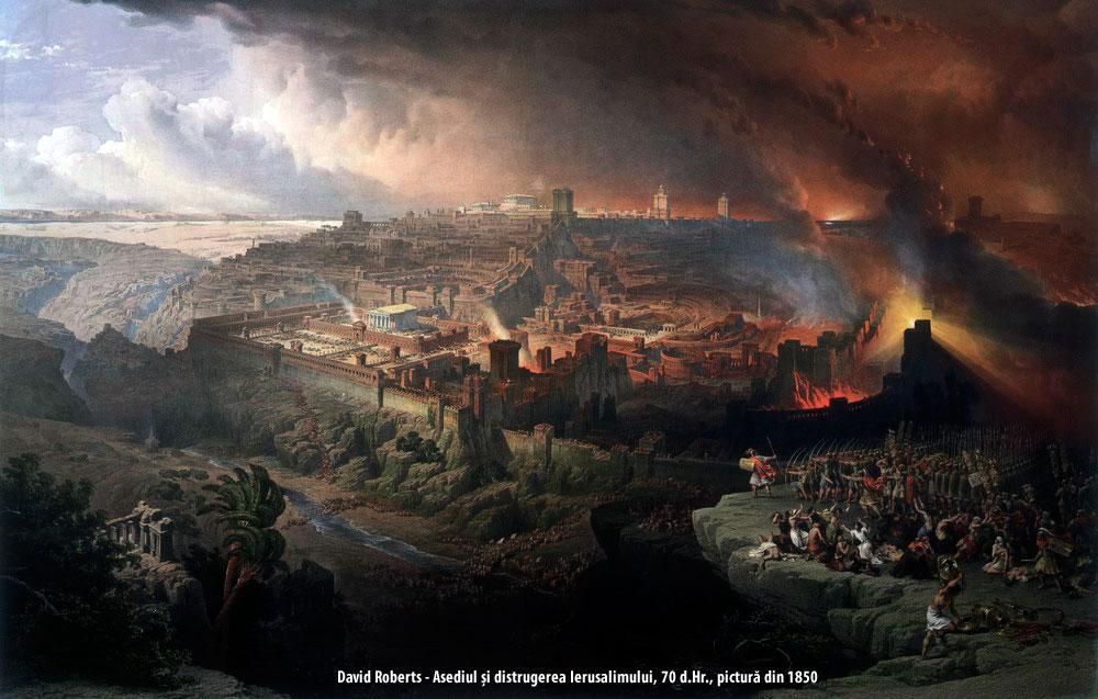 distrugerea ierusalimului 70dhr roberts