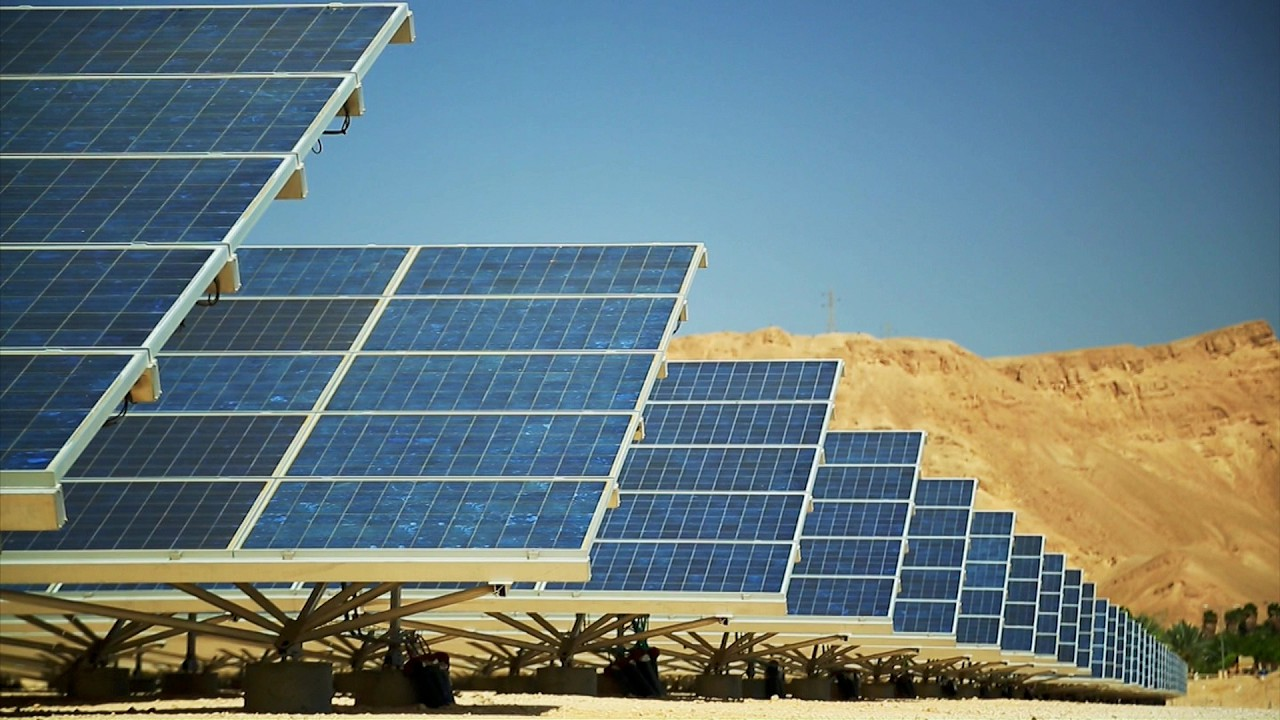 inovatii israel solarpower