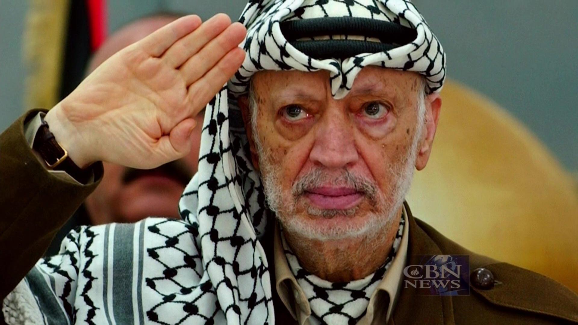 palestinieni arafat