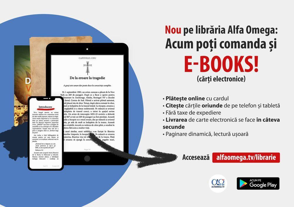 Comanda carti electronice (e-books)