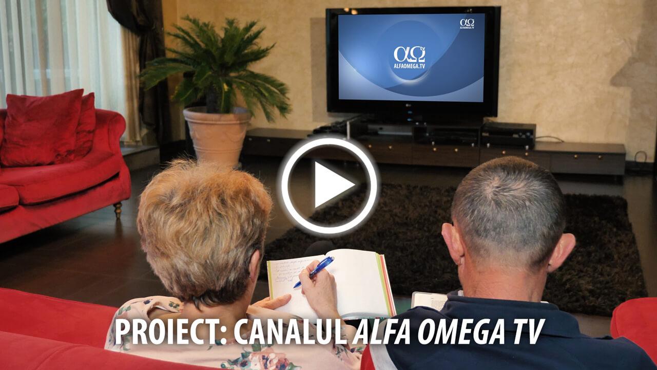 Canalul Alfa Omega TV