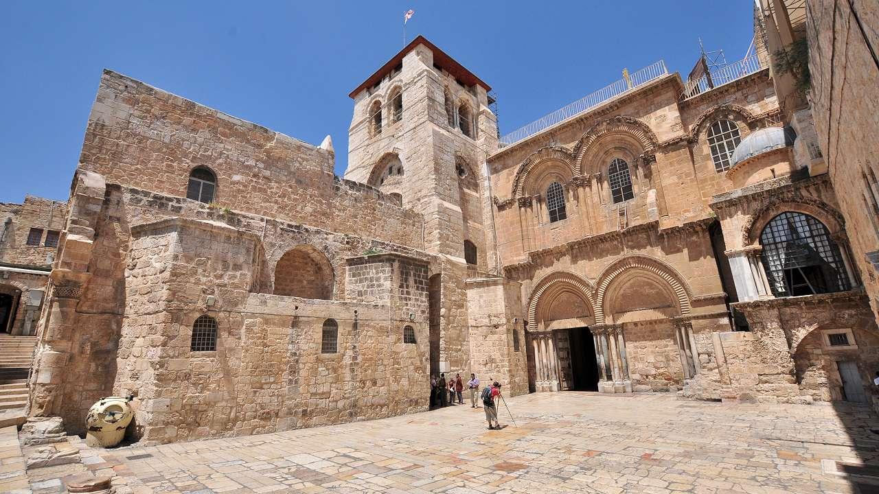 Biserica Sfântului Mormânt din Ierusalim, închisă pentru a treia zi  consecutiv - Alfa Omega TV