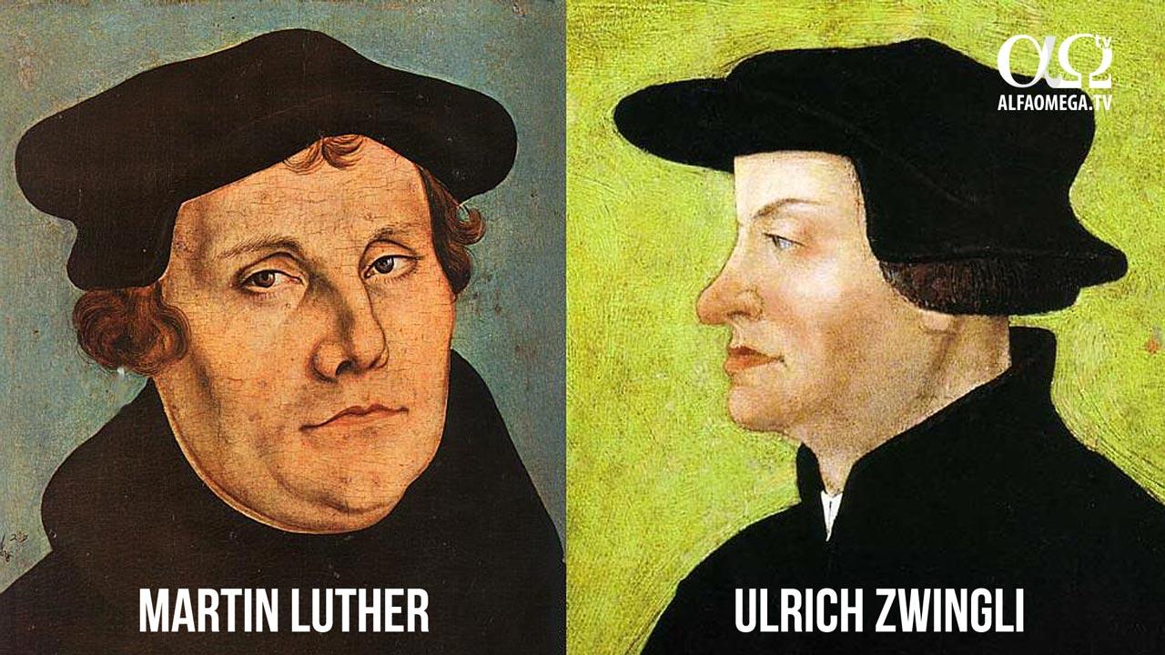 reforma luther zwingli
