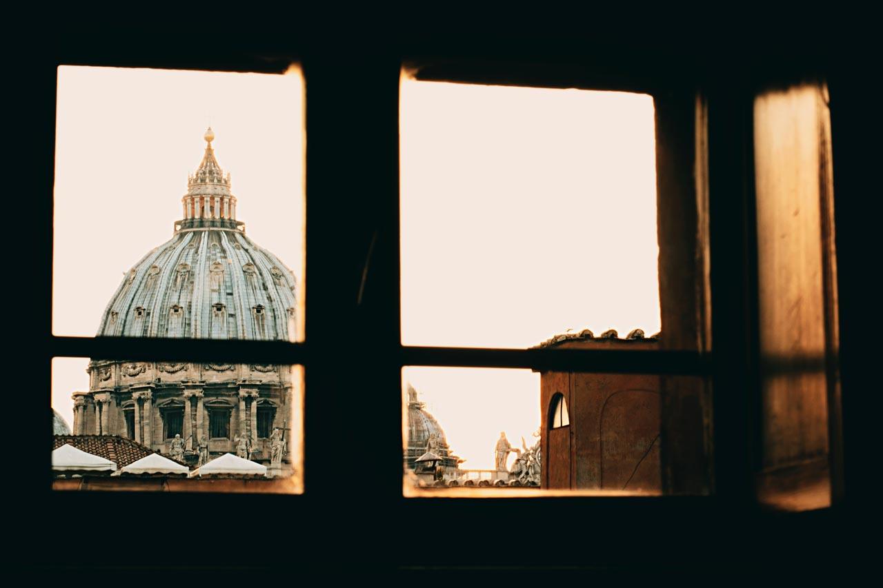 reforma vatican