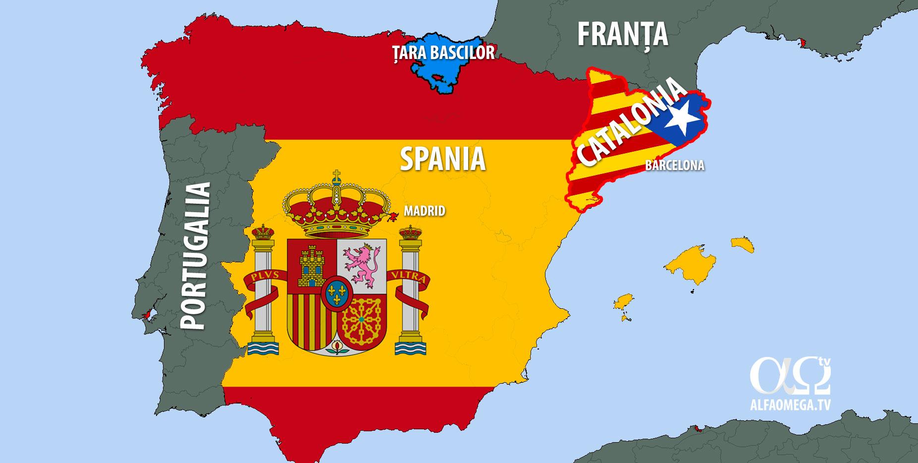 catalonia harta