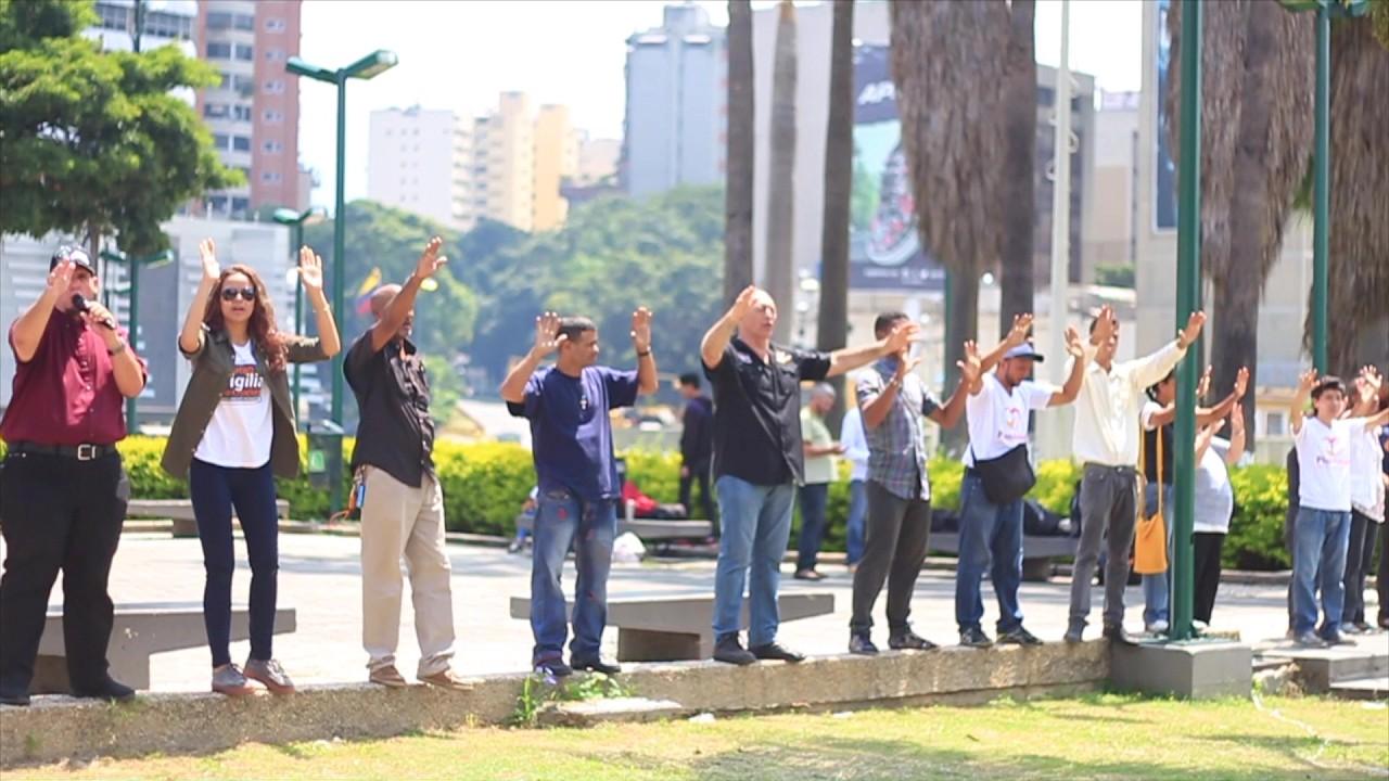 venezuela rugaciune impreuna