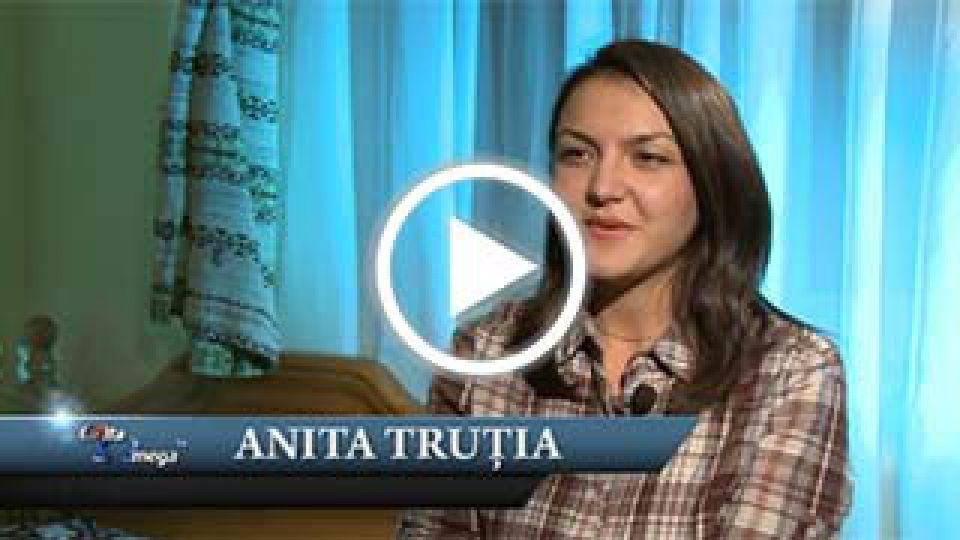Anita Trutia, Oradea