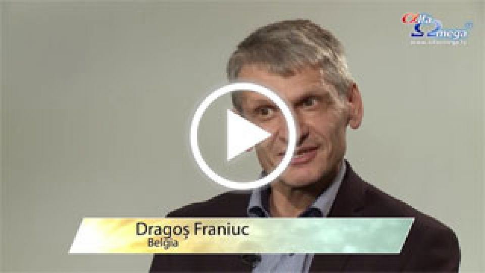 Dragos Franiuc - Belgia - Despre motivatia de a sustine financiar Alfa Omega TV - partener AOTV
