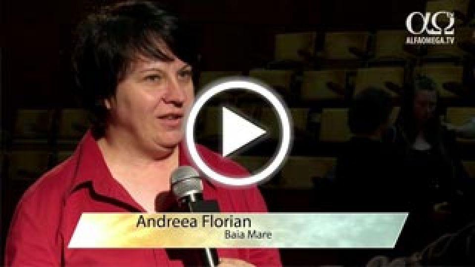 Andreea Florian, Baia Mare - despre canalul AOTV