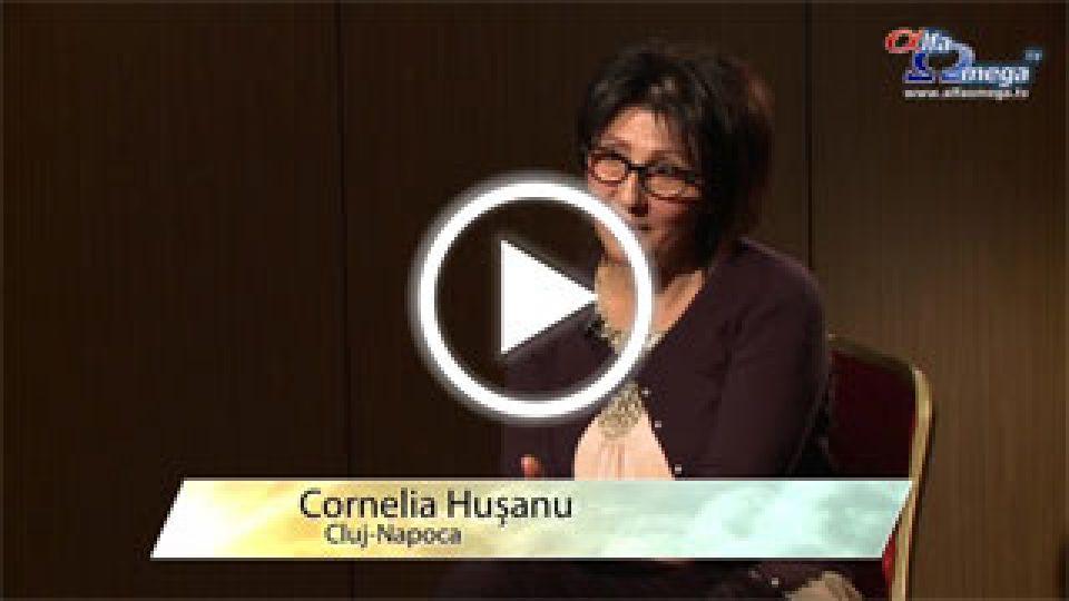Cornelia Husanu - Cluj-Napoca - De ce sa sustii financiar Alfa Omega TV? partener AOTV