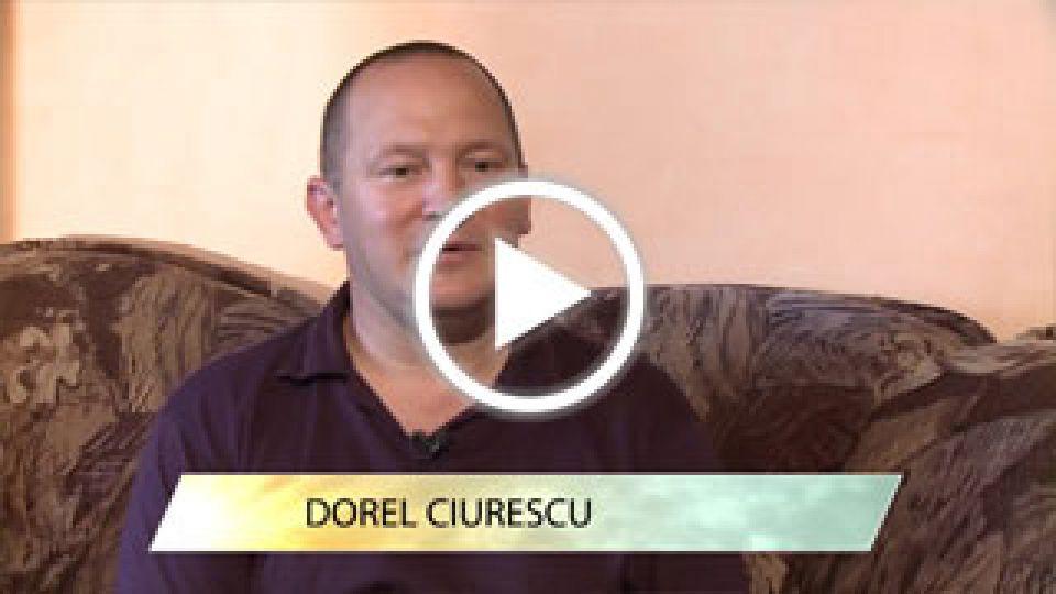 Povestea lui Dorel Ciurescu - experienta sa de la Spitalul de psihiatrie Jebel si impactul AOTV